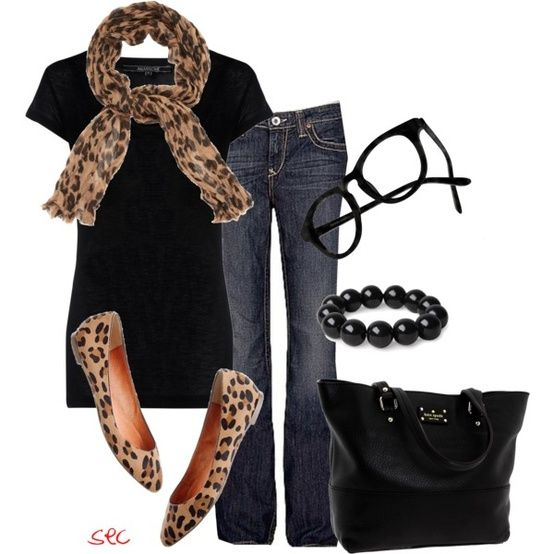 Leopard for Fall-www.shoppingriddle.com