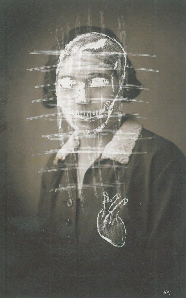Nico Mingozzi, n.182-Scorci violati-13,7x8,7-2012, solo exhibition The Others at Cayce's Lab, november 2012