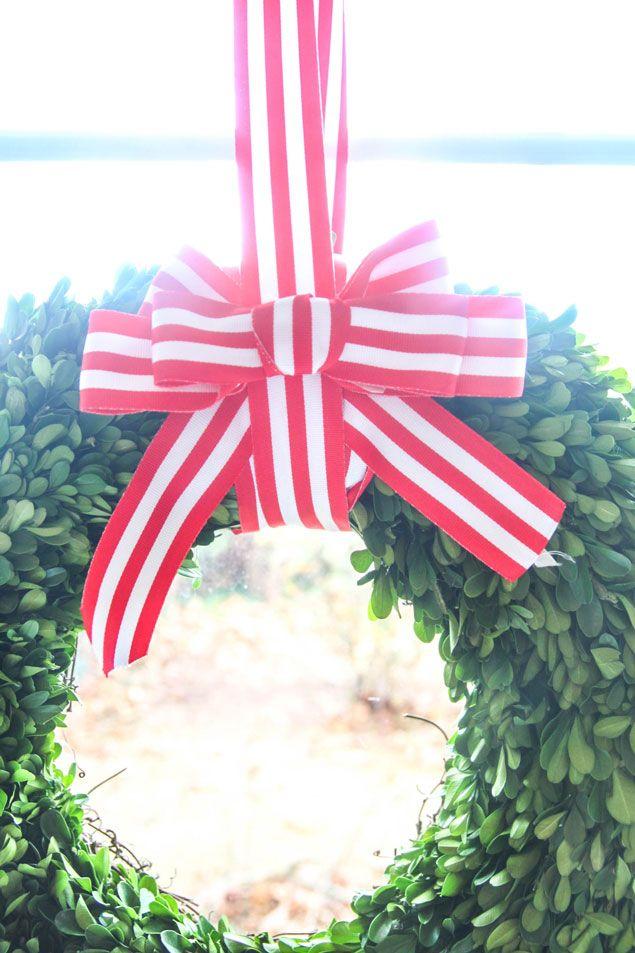 1000 Ideas About Boxwood Wreath On Pinterest Magnolia