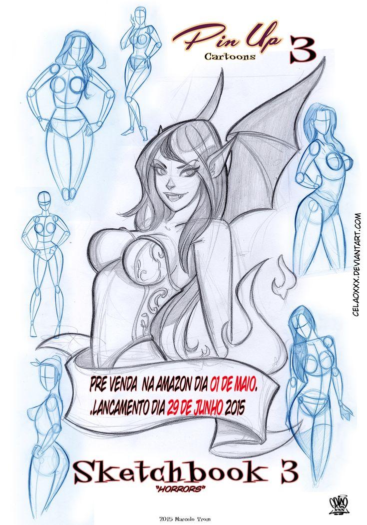 Pin up Cartoons 3 by celaoxxx.deviantart.com on @DeviantArt