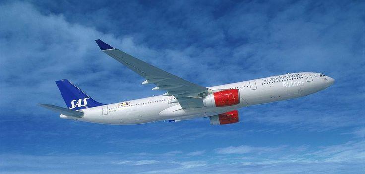 Fly SAS to Oslo