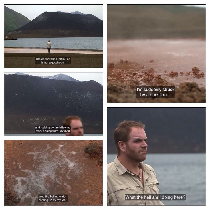 Josh Gates, Papua New Guinea, Expedition Unknown, Amelia Earhart (screen cap)