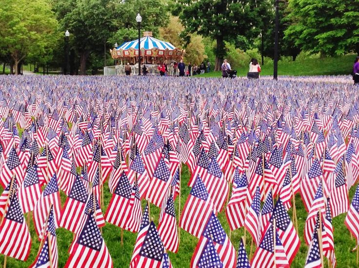 memorial day flags to color