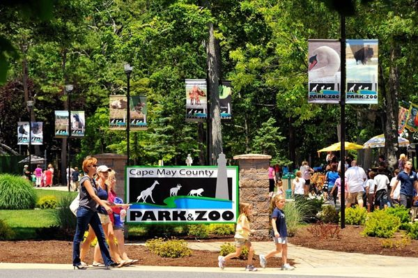 Cape May County Park and Zoo