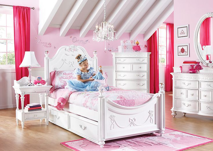 If You Canu0027t Stay In Disney Worldu0027s Cinderella Suite, Can You Afford A  Disney Princess Bedroom