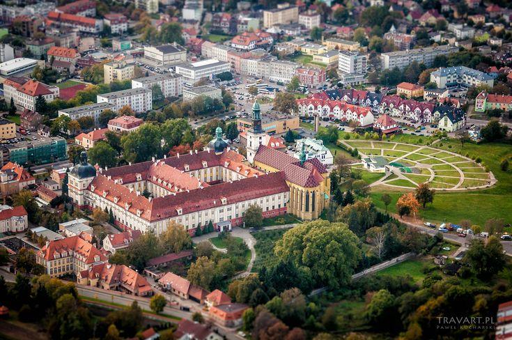 Trzebnica - St. Hedwig of Andechs and St. Bartholomew's Basilica www.travart.pl