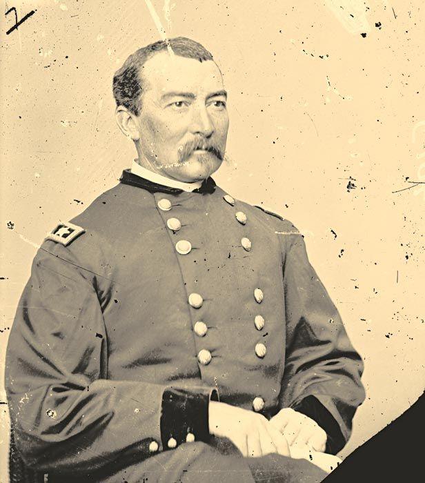 General Philip Sheridan, who preferred Indians dead.