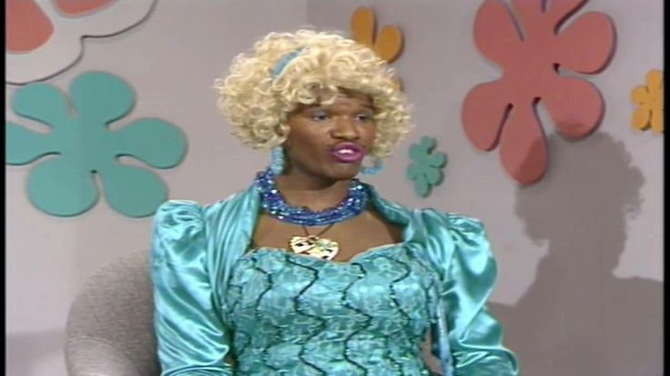 In living color wanda the dating game