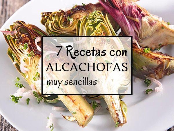 Recetas con alcachofas. Qué bien! ya mismo estamos comiendo alcachofas y como la temporada dura menos de lo que me gustaría hay que aprovecharla. Aunque no tengo subidas todas las recetas con alcachofas que hacemos en casa, si están algunas de mis favoritas. Veréis que todas ellas son muy sen...