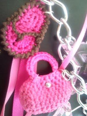 llaveros crochet: Llaveros Crochet, Amigurumi Primavera, All
