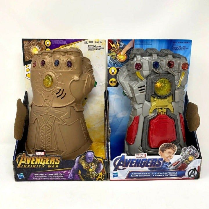 Hasbro Marvel Avengers Electronic Gauntlet with Light and Sound