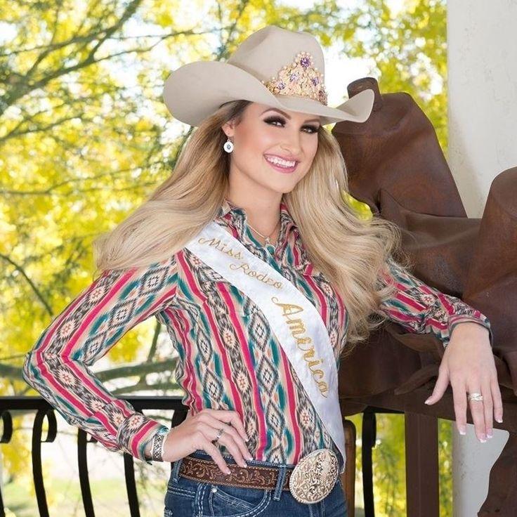 Miss Rodeo America 2017