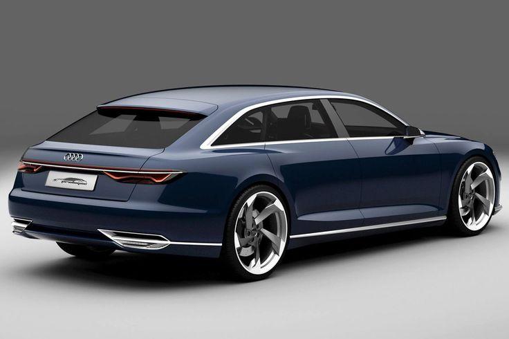 Audi A9/Prologue Avant (Genfer Autosalon 2015): Alle Bilder und Infos - Bilder - autobild.de