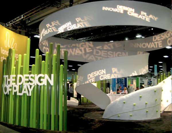 Exhibition Booth Area : Best great exhibit design examples images on pinterest