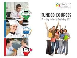 Funded Courses