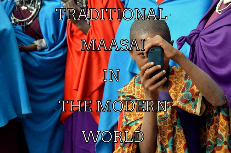 How are the #Maasai in #Tanzania using their phones if they cant read? find it out in my newest article!   #arusha #travelblogger #wanderlust #nomad #africa #indigenouspeoples
