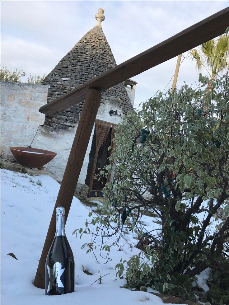 Prosecco Terre d'Avorio...al fresco ❄️❄️