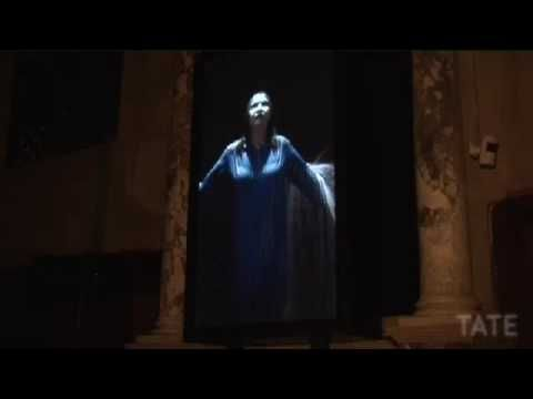 Bill Viola - Ocean Without a Shore - Venice Biennale 2007