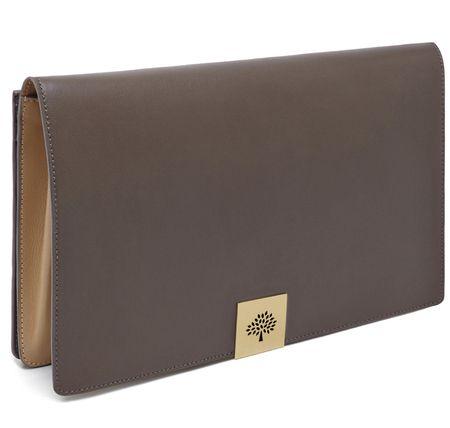 OMG - WANT ONE! Preview Mulberry's new Campden clutch bags for Autumn/Winter 2014 - Handbags Feature - handbag.com