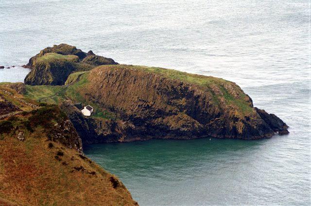 NINIVEMAIL: Severní Irsko - Antrim - fotografie krajiny prohlé...