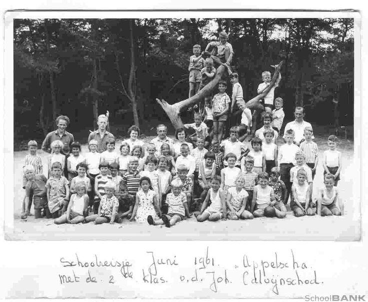 SchoolBANK.nl - Klassenfoto 's Johannes Calvijn