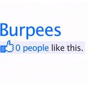 It's a love hate relationship  As much as we hate them, they are actually a fantastic exercise.  Burpees use your full body, and because they are a body weight exercise, you can do them anywhere anytime✅ They are fanatic for fitness and stamina and they can be modified to be easier or harder !  There are so many variations that you can do, so suck it up and add a few to your workout ✅ www.kaylaitsines.com.au/guides