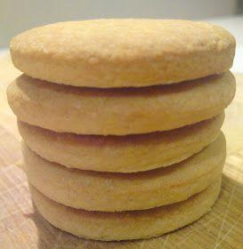 Baking Bar: Rich Tea Biscuits