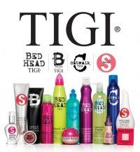 The Tigi hair products are great. Their smell is also lovely! #hair