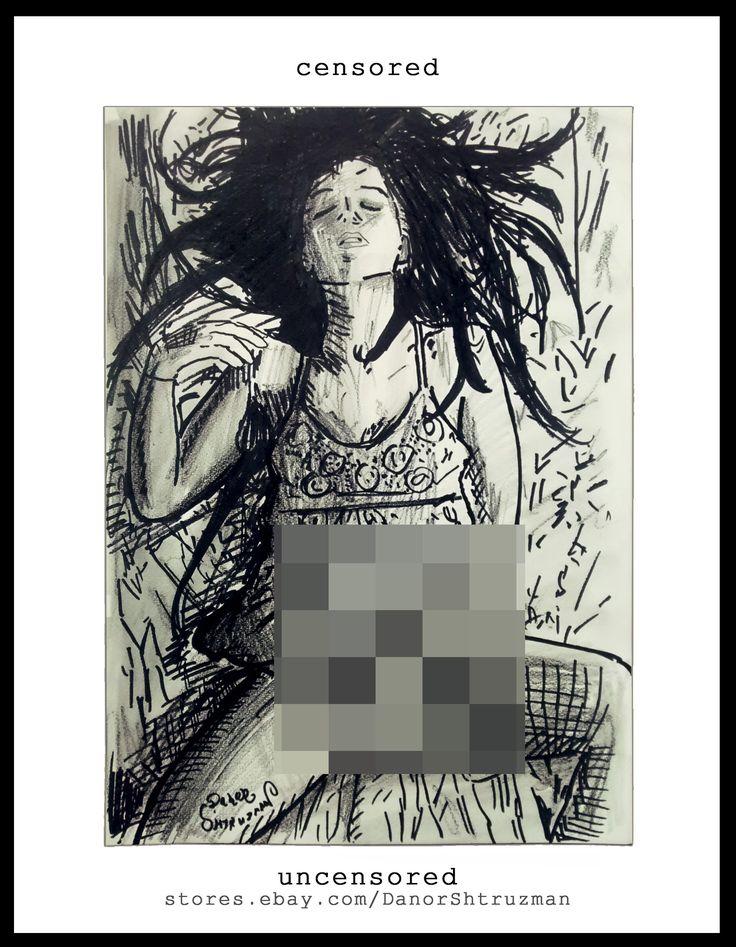 Woman Masterbation | Drawing | Art | Danor Shtruzman || 10 days auction || HERE >>  http://www.ebay.com/itm/112212784585  #art #drawing #painting #gallery #nsfw #nude #naked #girl #orgasem #bw #photo #sketch #hair #ilustrait #danor #streetart +eBay +eBay +eBay India +eBay Motors +Baylor Athletics