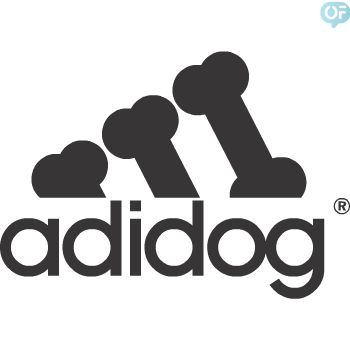 Adidog - great design for dogs t-shirts