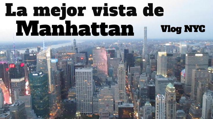 La Mejor Vista De Manhattan Desde El Empire State Building NYC / Vlog