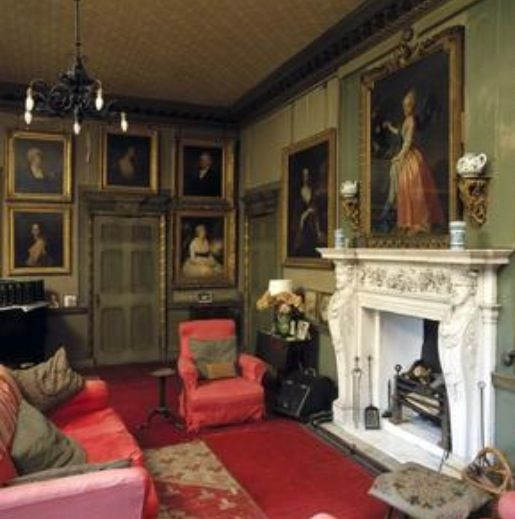 Newhailes The Winter Sitting Room At See More Stunning Interiors Scottish  Country HousesThe 61 Best Images About Scottish Country House Interiors  Homes