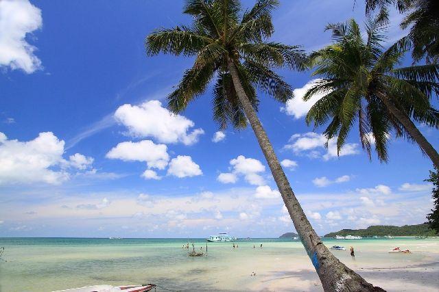 Rach Gia- Phu Quoc Island