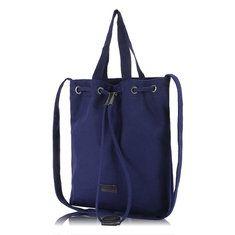 #Banggood Женщины холст сумки шнурок случайные мешки плеча емкости сумки сумки Crossbody (1080315) #SuperDeals