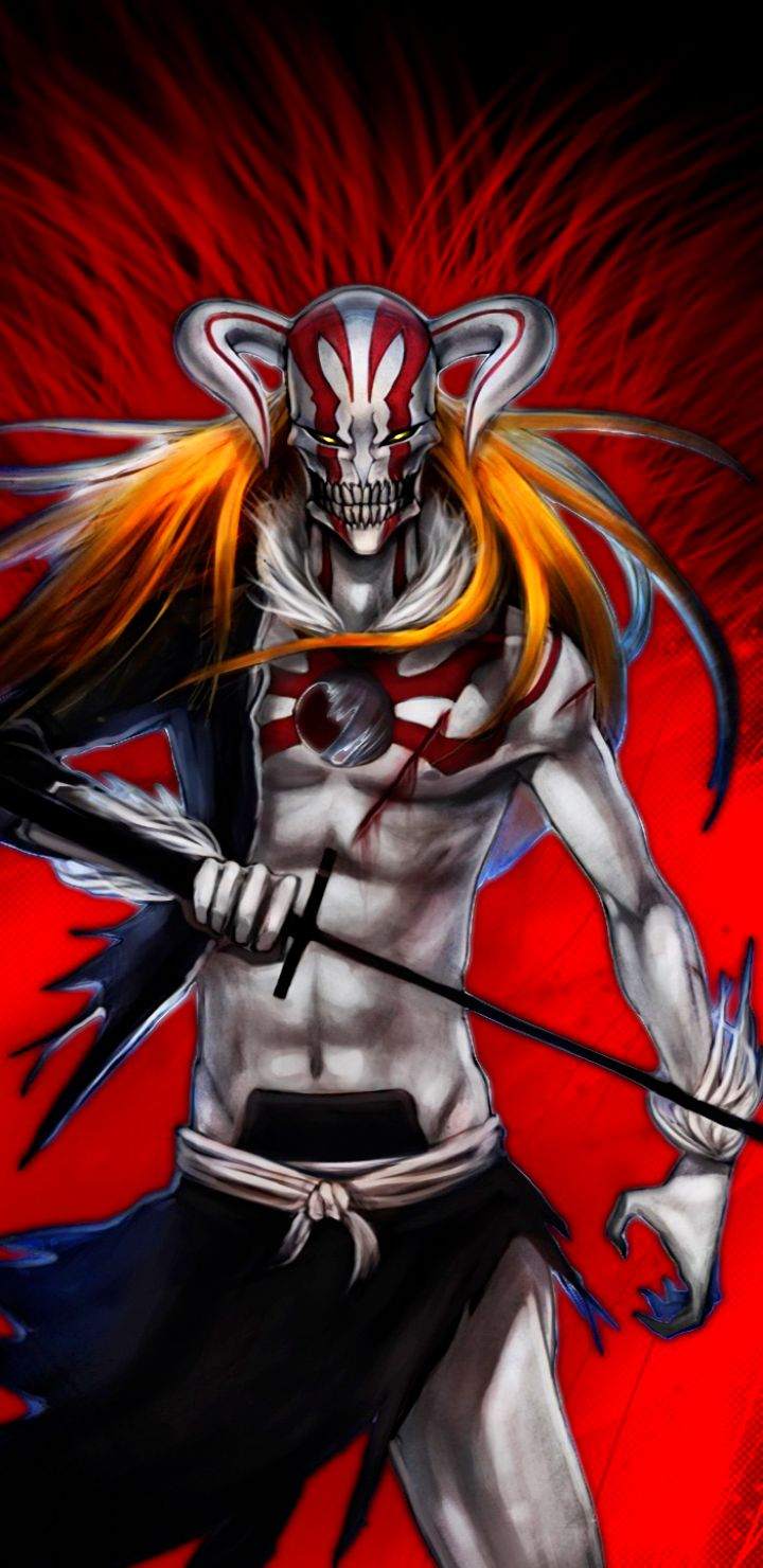 Download this Wallpaper Anime/Bleach (720x1480) for all