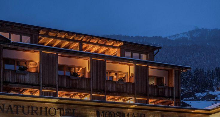 Hotel im Ahrntal - Naturhotel Moosmair in Ahornach - Sand in Taufers