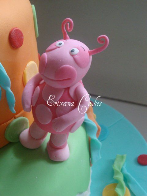 Cake Art Supplies Tucker Ga : 22 best images about Backyardigans cake on Pinterest ...