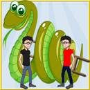 Download SNAKES AND LADERS 2D CLASSIC:  SNAKES AND LADERS 2D CLASSIC V 1.1 for Android 2.3.2+ Snakes and Ladders is an ancient Indian board game regarded today as a worldwide classic. Paramapadham (Thayam) is Snakes and Ladders in English; it was created in ancient India before 1892. It is also known as Parama Pada Sopanam means Steps...  #Apps #androidgame ##Vjmobiletech  ##Board
