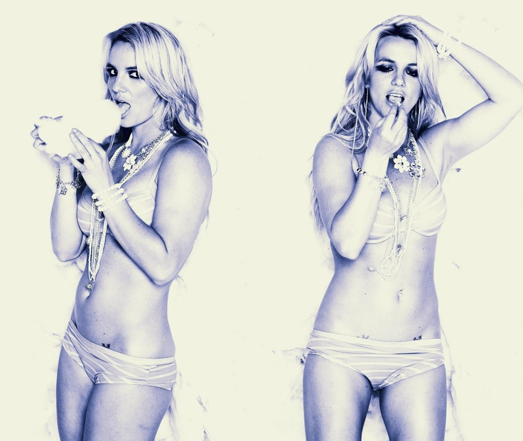 Britney Spears Candies Wallpapers