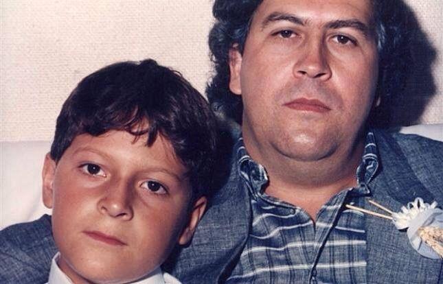 Pablo Escobar & Son.