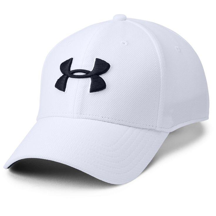 Men S Under Armour Blitzing Cap Size S M White Hats For Men Under Armour Men Under Armour