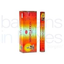 120 Hem Meditation Incense Sticks.