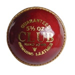 Club Cricket Ball  - $10.00
