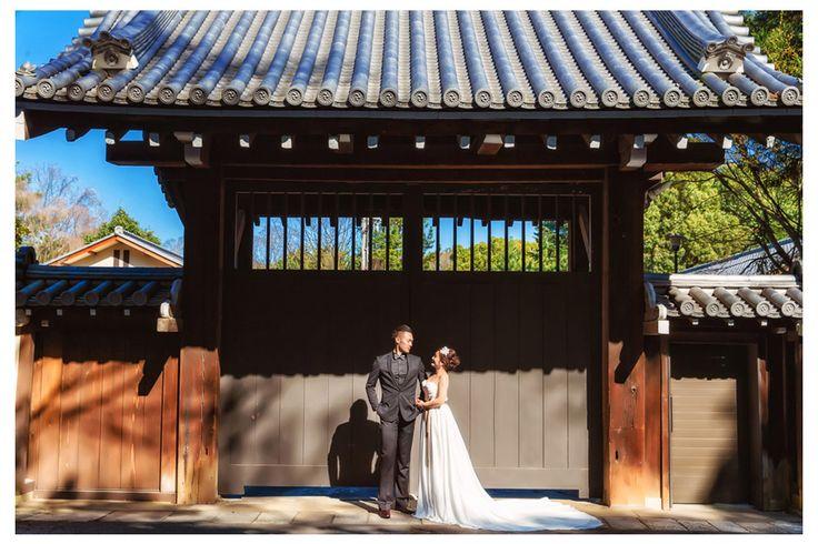 Destination Pre-Wedding at Kyoto, Japan by Maso Studio on OneThreeOneFour 14