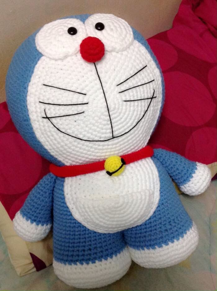 Crochet Doraemon Amigurumi : Best doraemon images on pinterest amigurumi free