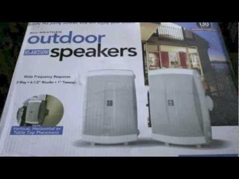 Best Outdoor Speakers For Wireless Audio Like the Best Sounding Rock Speaker For the Money