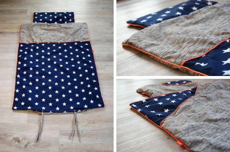 DIY sengetøj til dreng. Elsker detaljerne