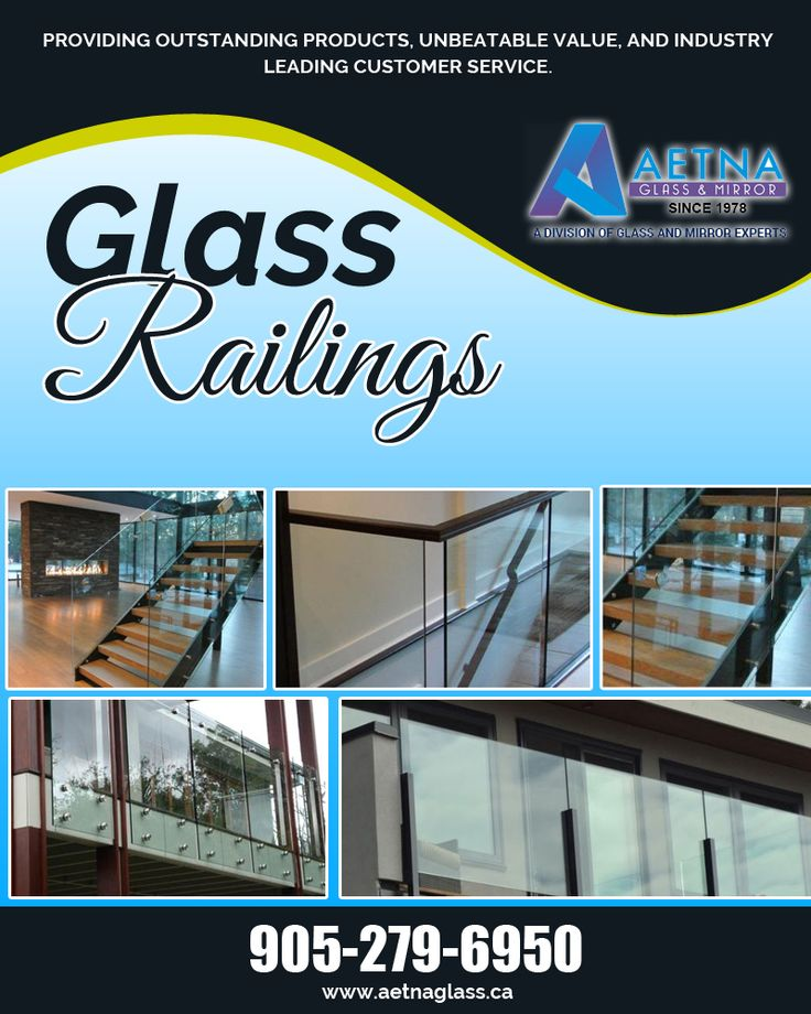 If you want Install best #quality #glass #railing system in #Mississauga, soVisit at aetnaglass.CA today !! #GlassRailingsMississauga #GlassRailings For more detail contact us:- 905-279-6950 652 Bloor St, Mississauga, ON L5A 3V9, Canada