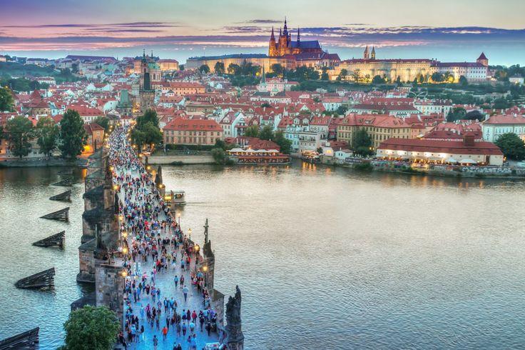 Prague Tourist Attractions