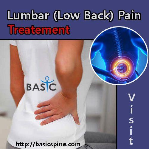 Lumbar (Lower Back) Pain?